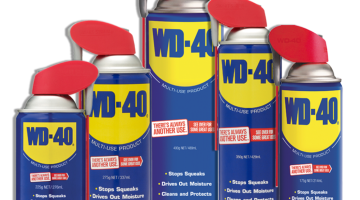 uses of WD-40