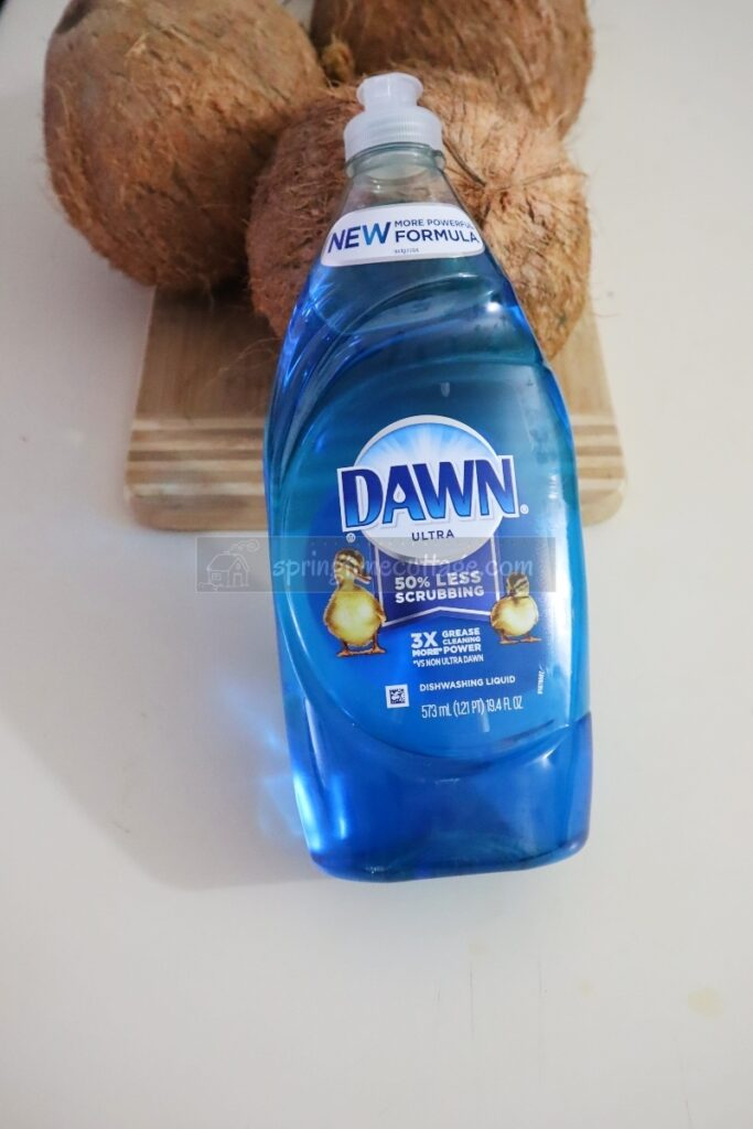 30 Ways To Use Dawn Dish Soap In Your Home