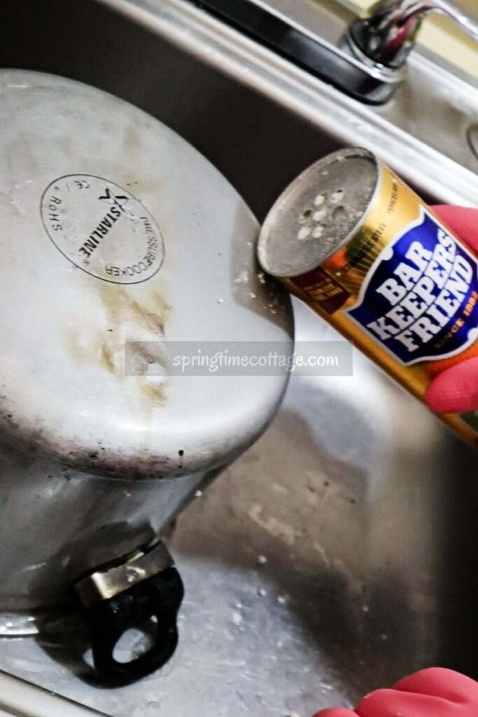 35 Ways To Use Bar Keepers Friend In The Home