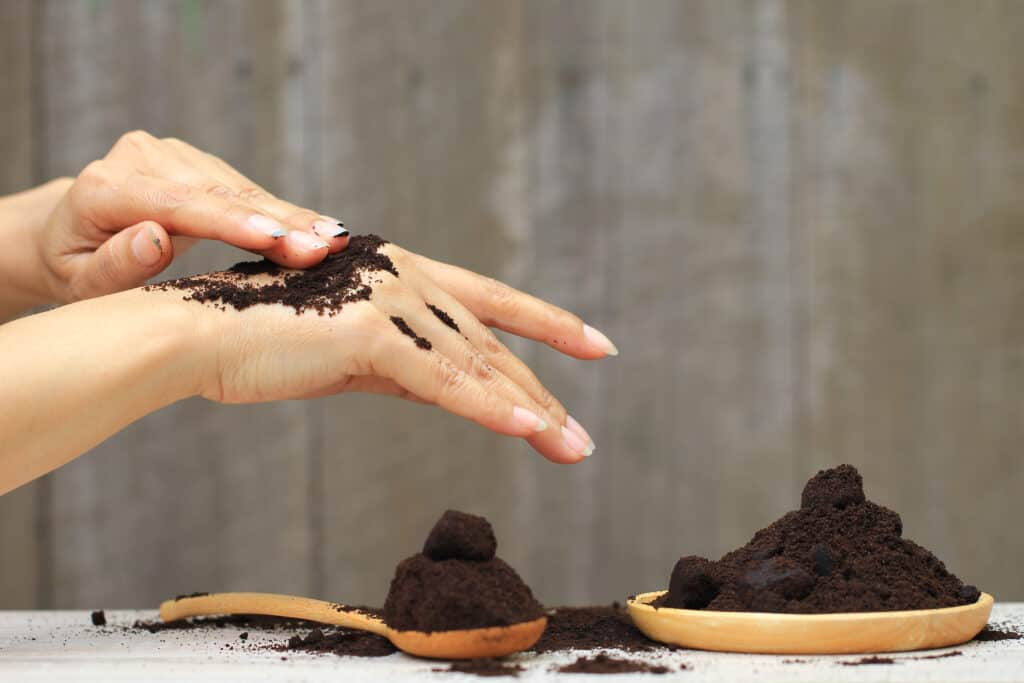 20 Ways To Reuse Coffee Grounds In The Home And Garden
